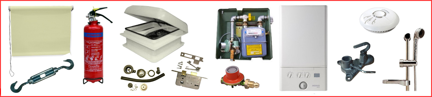 Safety & Security Products For Holiday Homes & Static Caravans